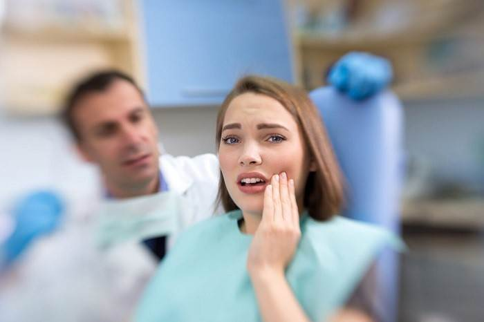 Common reasons of pain after dental work